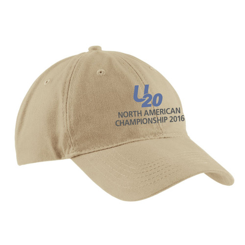Ultimate 20 North Americans 2016 Cotton Cap-Stone (Customizable)