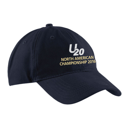 Ultimate 20 North Americans 2016 Cotton Cap-Navy (Customizable)