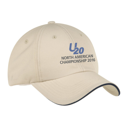 Ultimate 20 North Americans 2016 Wicking Sailing Cap-Stone (Customizable)