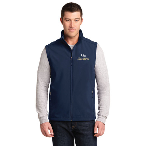 Ultimate 20 North Americans 2016 Softshell Vest (Customizable)