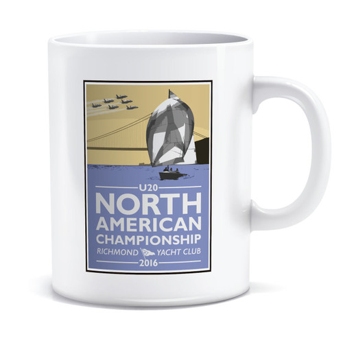 Ultimate 20 North Americans 2016 Coffee Mug
