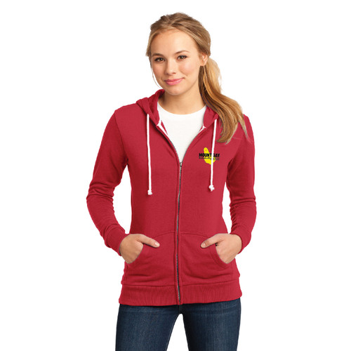Mount Gay® Rum Women's Fleece Full-Zip Hoodie