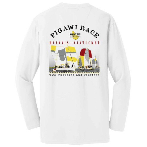 Figawi Race 2014 Men's Wicking Shirt
