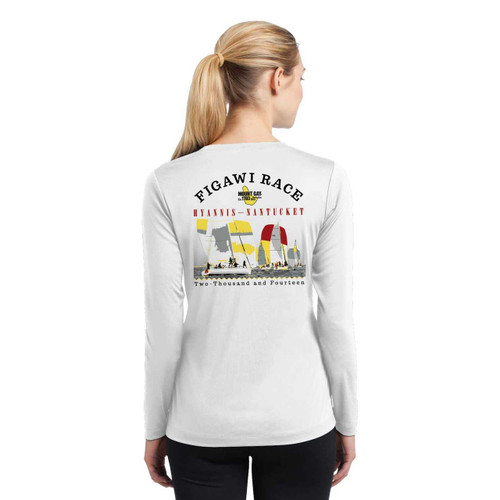 Figawi Race 2014 Women's Wicking Shirt