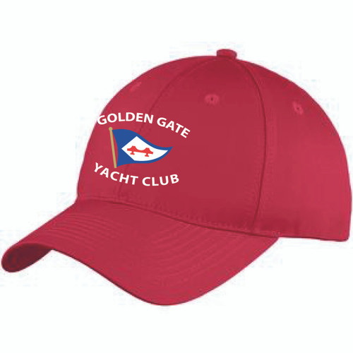Golden Gate Yacht Club Cotton Twill Cap