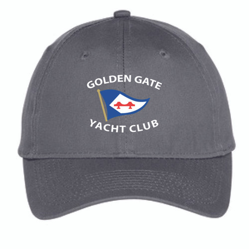 SALE! Golden Gate Yacht Club Cotton Twill Cap
