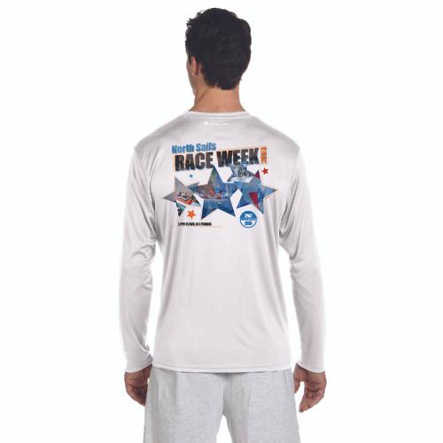 North Sails Race Week 2003 Men's Wicking Shirt (Customizable)