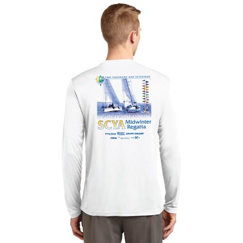 SCYA Midwinter Regatta 2017 Wicking Shirt (Customizable)