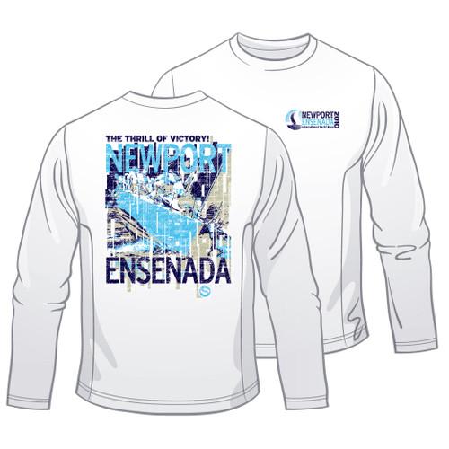 Newport to Ensenada Wicking Shirt 2010