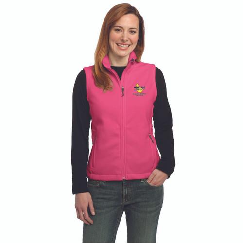 Quantum Key West Race Week Women's Vest (Pink)
