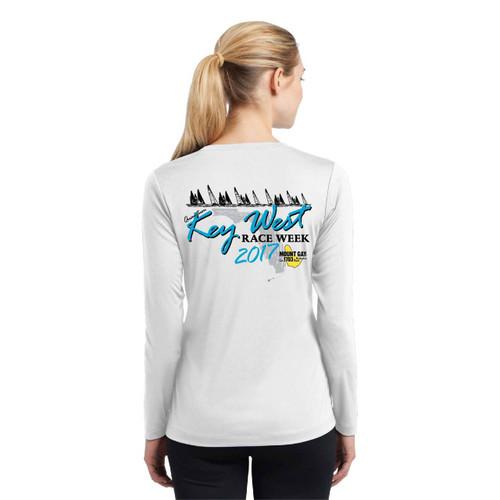 Quantum Key West Race Week 2017 Women's Wicking Shirt