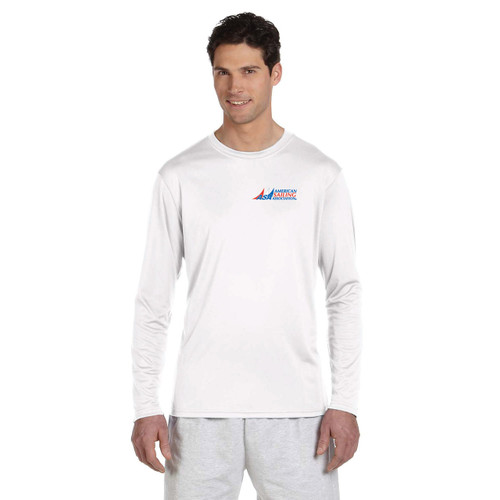 American Sailing Association UPF 50+ Wicking Shirt