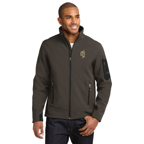 Pac 52 Class Men's Ripstop Soft Shell by Eddie Bauer® (Customizable)