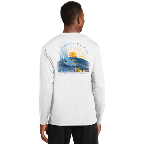 2013 Summer Sailstice Wicking Shirt