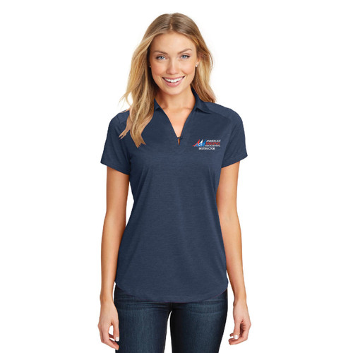 ASA Instructor Women's Wicking Polo Shirt