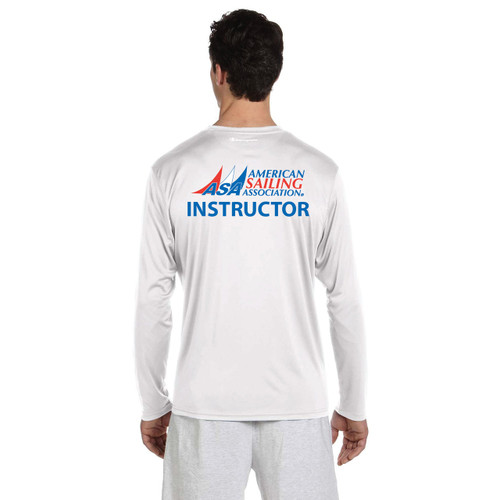 ASA Instructor UPF 50+ Wicking Shirt (Customizable)