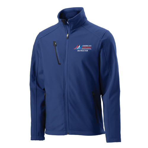 ASA Instructor Waterproof Soft Shell Jacket by Port Authority®