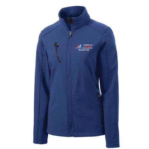 ASA Instructor Waterproof Women's Soft Shell Jacket by Port Authority®