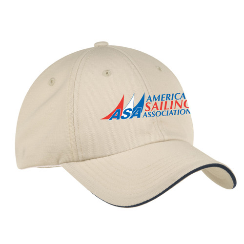 American Sailing Association Moisture Wicking Cap