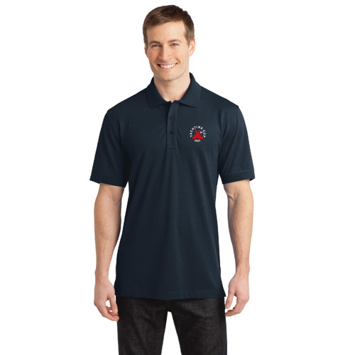 SDYC Yachting Cup 2021 Men's Wicking Stretch Polo