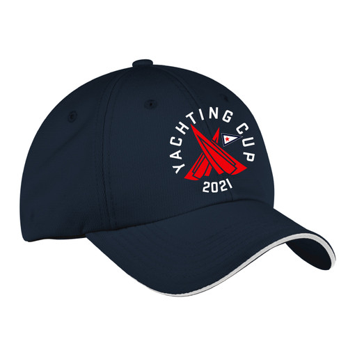 SDYC Yachting Cup 2021 Wicking Sailing Cap