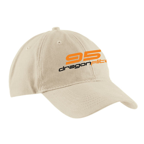 DragonFlite 95 (DF95) Class Cotton Sailing Cap Stone (Customizable)