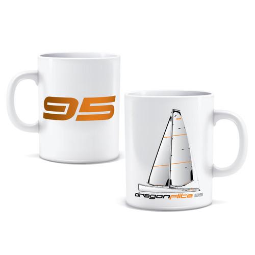 DragonFlite 95 (DF95) Class Coffee Mug