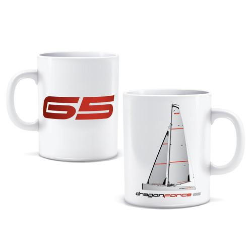 DragonForce 65 (DF65) Class Coffee Mug