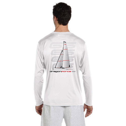 DragonForce 65 (DF65) Class UPF 50+ Wicking Shirt (Customizable)