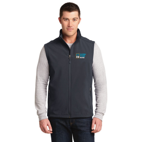 California Offshore Race Week 2021 Men's Soft Shell Vest