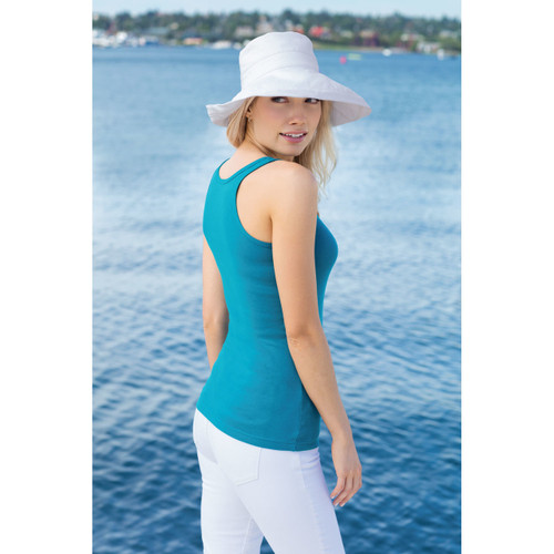 Ladies Block Island Sun Hat UPF30+ by Port Authority®