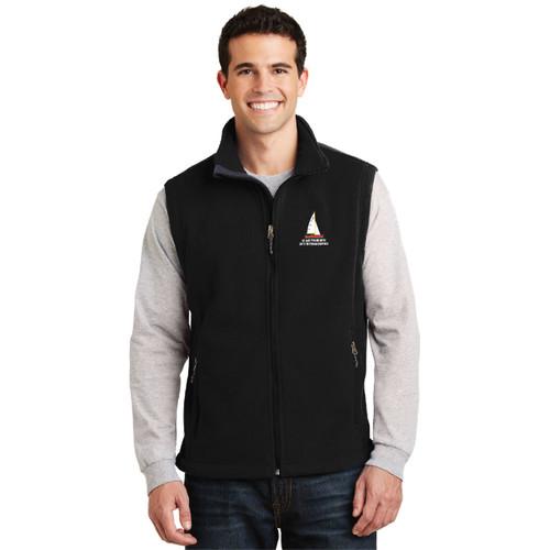 Folkboats 2017 Internationals Men's Fleece Vest (Customizable)