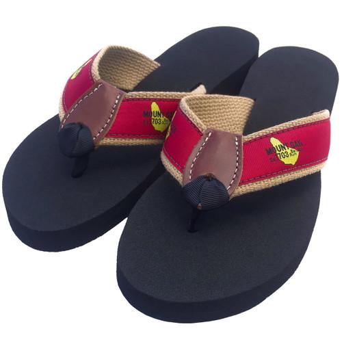 Mount Gay® Rum Luxury Sandals