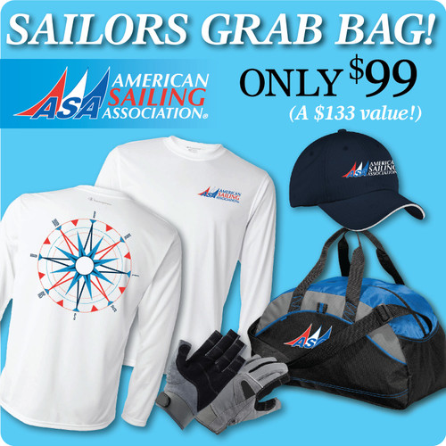 American Sailing Association Sailors Grab Bag (Customizable)