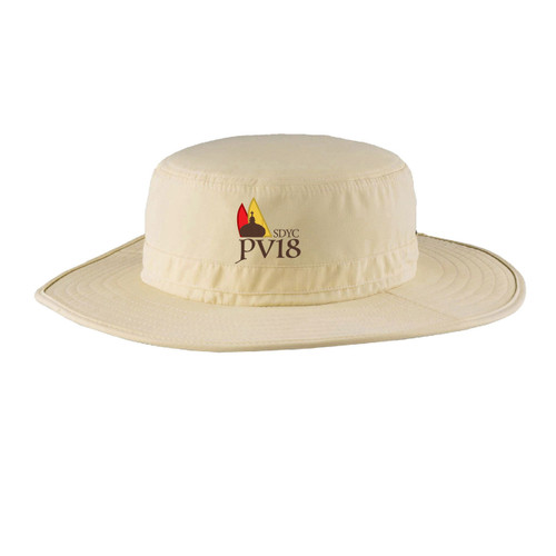 SDYC Puerto Vallarta Race 2018 Wide Brim UPF 30+ Hat