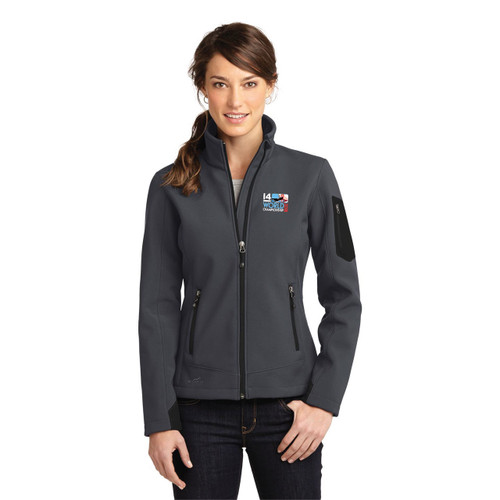 I14 World Championships 2018 Women's Ripstop Soft Shell by Eddie Bauer® (Customizable)