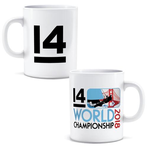 I14 World Championships 2018 Coffee Mug