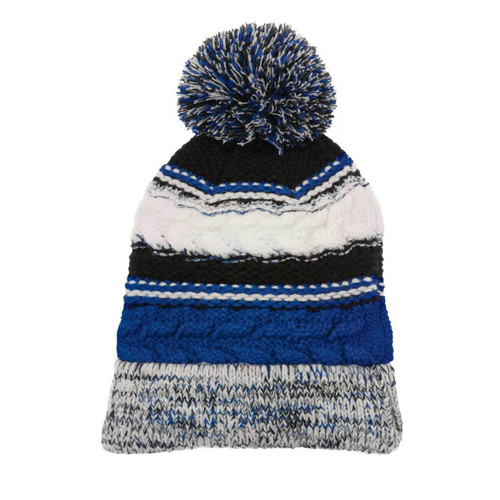 Winter Wonderland Pom Pom Beanie