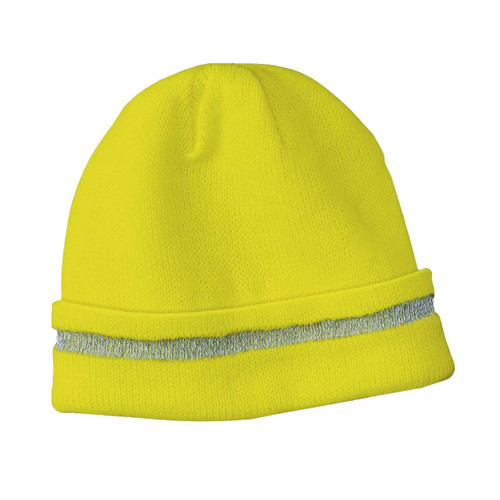 Safety at Sea Day-Glo Sailing Beanie