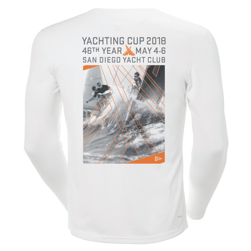 SDYC Yachting Cup 2018 Men's Tech Crew by Helly Hansen®