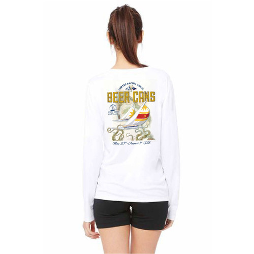 CRA Beer Cans San Diego 2018 Women's Wicking Long Sleeve Shirt