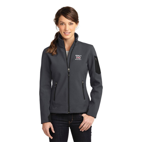110 Nationals 2018 Women's Ripstop Soft Shell by Eddie Bauer® (Customizable)