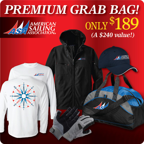 American Sailing Association Premium Grab Bag (Customizable)