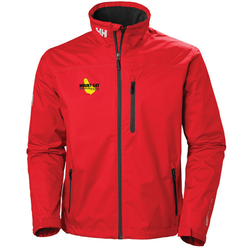 Mount Gay® Rum Midlayer Crew Jacket by Helly Hansen®