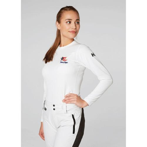 Dennis Conner Stars & Stripes Women's Tech Crew by Helly Hansen®