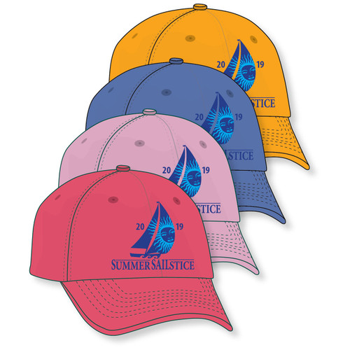 2019 Summer Sailstice Cap