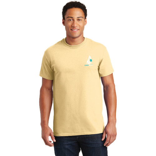 2019 Summer Sailstice T-Shirt Gold