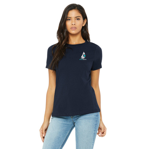 2019 Summer Sailstice Women's Crew Neck Cotton T-Shirt