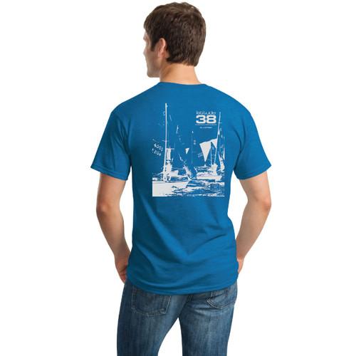 Latitude 38 Classic Cover Men's Cotton T-Shirt
