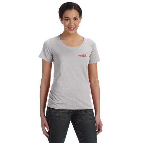 Latitude 38 500 Issues Women's Cotton T-Shirt